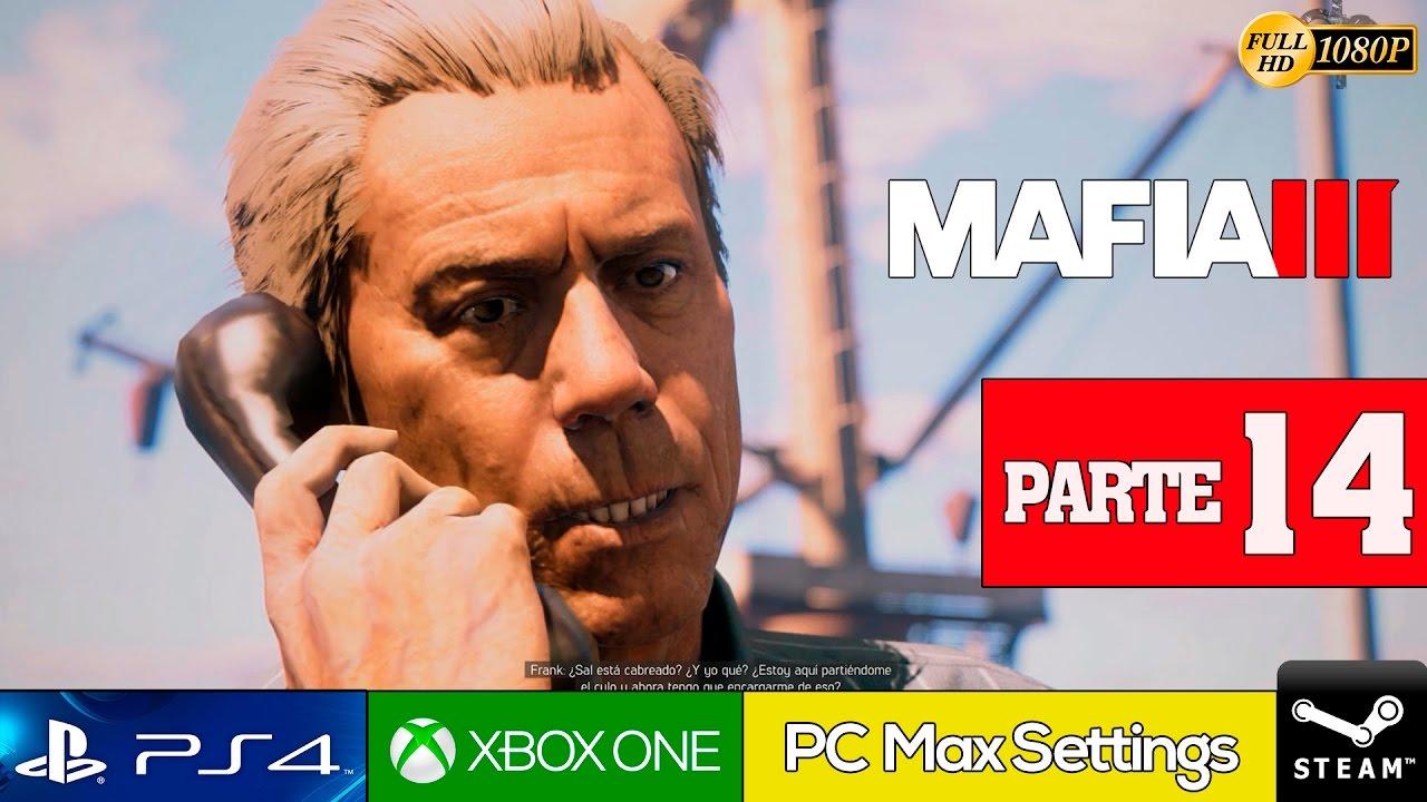 MAFIA 3 Español Parte 14 Gameplay PC 2K | Vamos a por PAGANI - Walkthrough