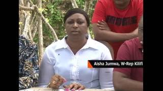 Kilifi W-Rep Aisha Jumwa Threatened Over Remark on President