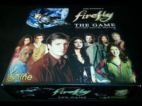 Off The Shelf Board Game Tutorials Presents - How To Play Firefly