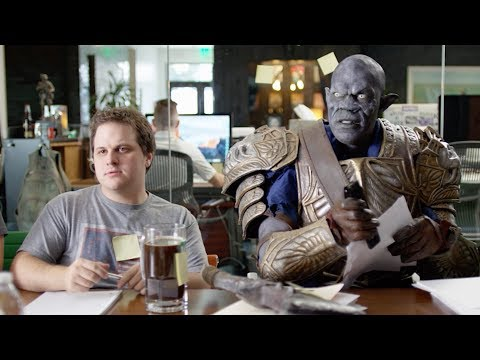 Thrak Moves In — Office Day (Ep.3) | Shadow of War & theCHIVE