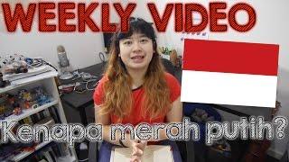 Weekly Video: Kenapa bendera kita merah putih? Ngga merah-hijau atau hitam-putih? Mp3