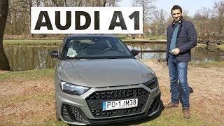 Audi A1 - maluch z rozmachem, ale nie dla każdego...