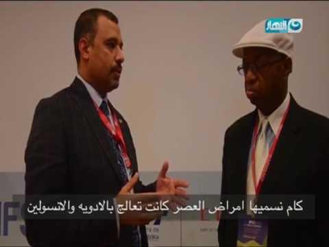 ازى الصحة –  د/ احمد السبكى استاذ جراحات السمنه و السكر