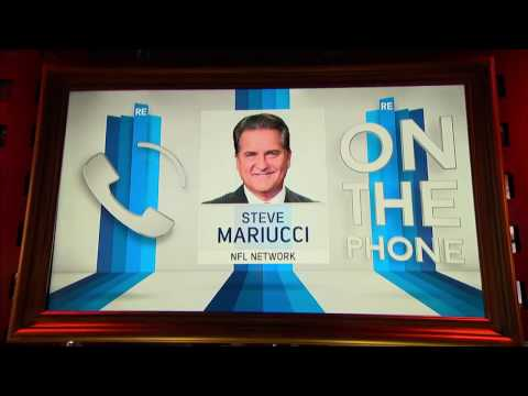 NFL Network Analyst Steve Mariucci on Big Ben's Injury & Steelers-Chiefs Match Up - 1/8/17