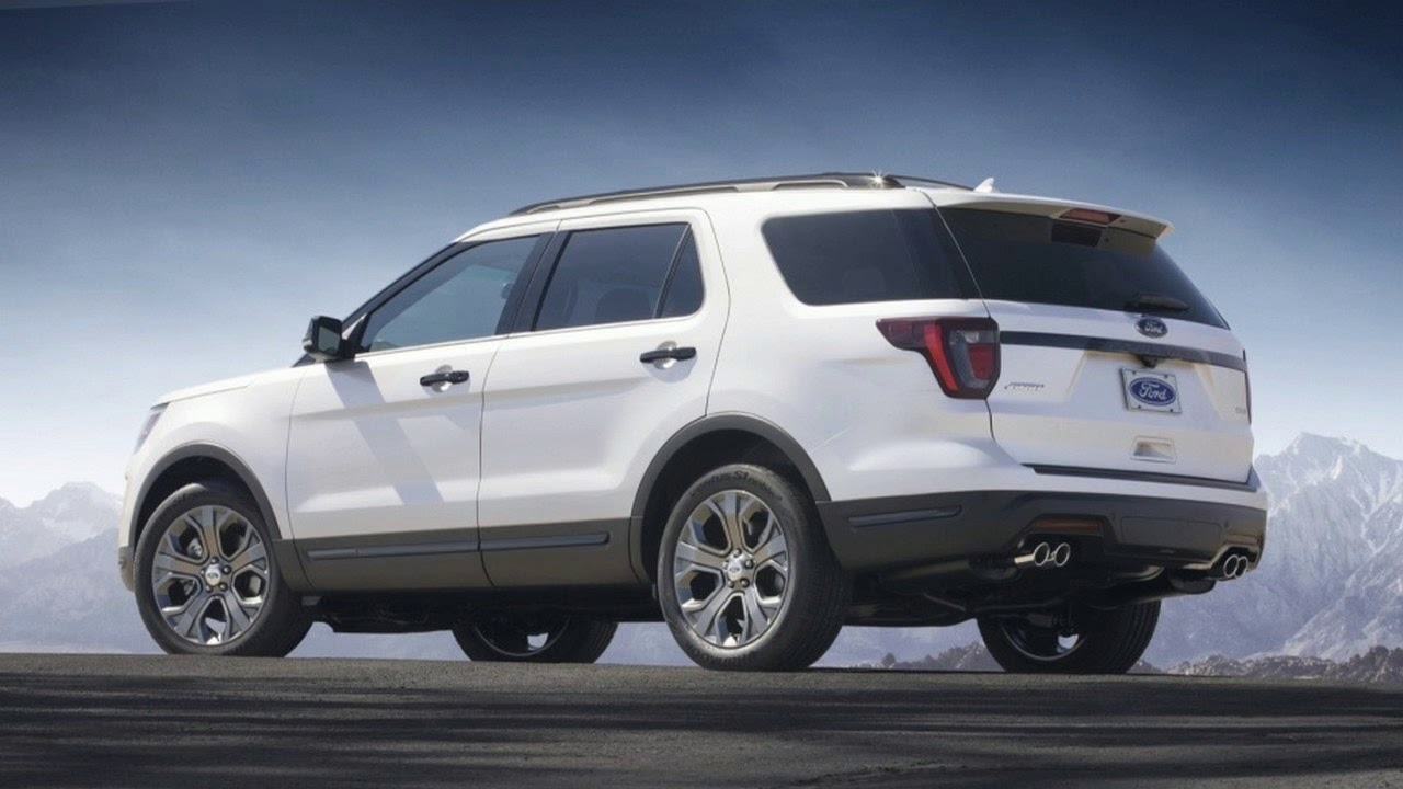 Watch Now 2018 Ford Explorer