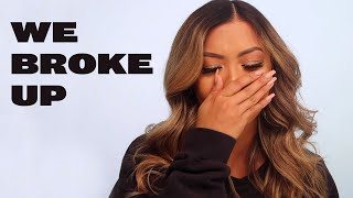 Opening Up About Oขr Break Up | Liane V