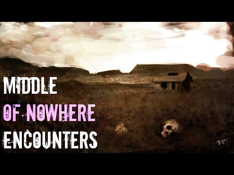 3 Scary REAL Encounters in the Middle of Nowhere