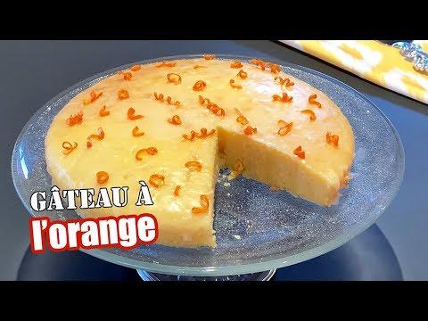 gâteau-moelleux-à-l'orange-et-son-délicieux-glaçage-🍊-un-dÉlice!-🍊