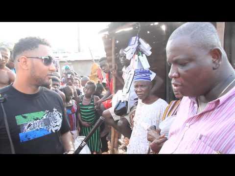 Sierra Leone Flood Victims 2015   Project Pikin Visits Kroo Bay, Freetown