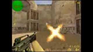 Cs 1.6 Прострелы на de_dust2. (видео-обучение)