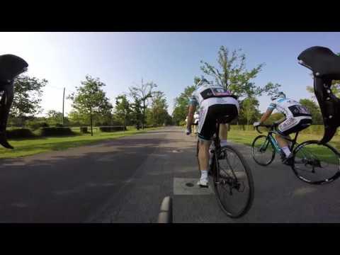 Crono Giro d'Italia Monza Milano Team Pissarelli