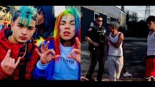 NEW JERSEY CRIPS Catch 6IX9INE Affiliate Skinnyfromthe9 Lackin Skinny Called Police..DA PRODUCT DVD