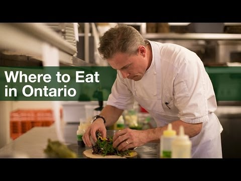 Where to Eat in Ontario: Langdon Hall