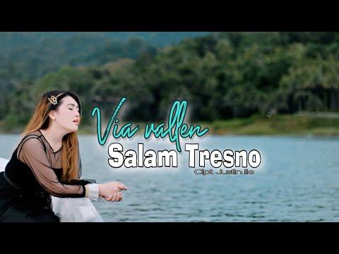 Смотреть клип Via Vallen - Salam Tresno
