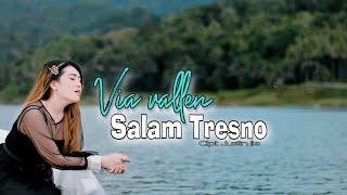 Download lagu Via Vallen - Salam Tresno ( Tresno Ra Bakal ilyang ) I Official