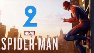 Marvel Spider Man - Ciąg Dalszy zabawy :) - Na żywo