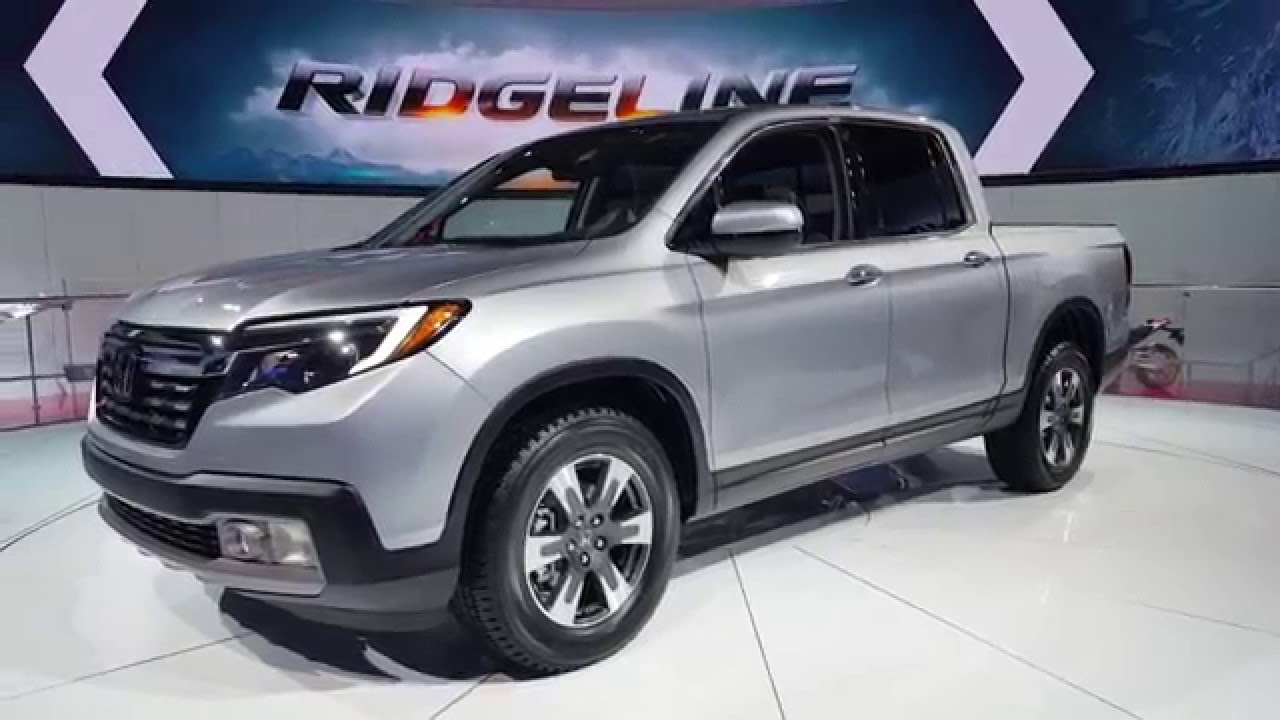 2017 Honda Ridgeline Review Walkaround Features Specifications You