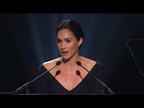Meghan Markle - Speak up for your values - UN Women speech