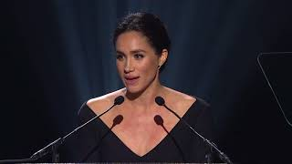 Meghan Markle - Speak up for your values - UN Women speech