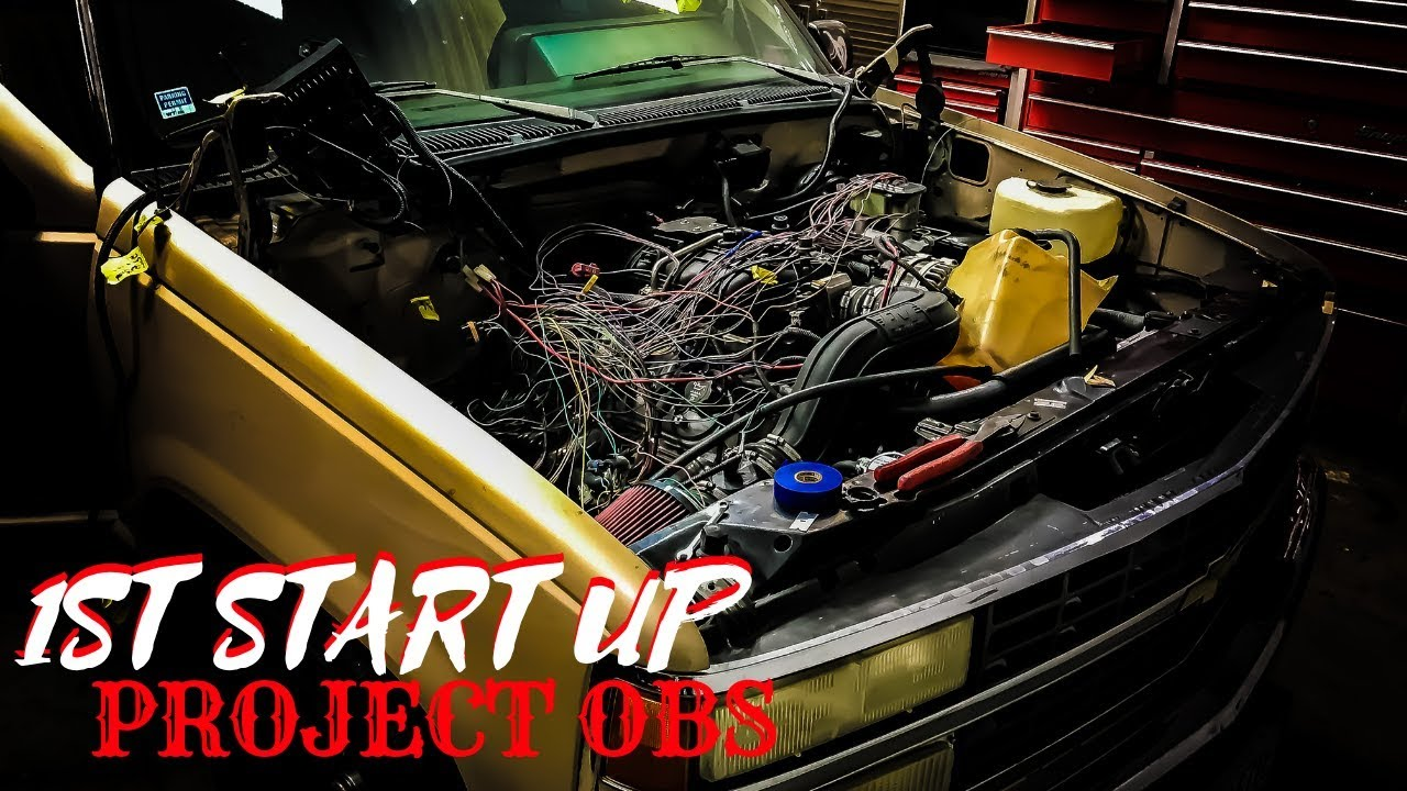 93 Obs Ls Swap Project - 1st Start Up