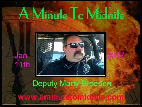Deputy Marty Breeden- Amazing NDE  & Vision- Jesus Urgent Warning -Time Is Short!