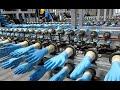 Nitrile gloves manufacturer #Vietnam  #Nitrilegloves #VietnamGloves