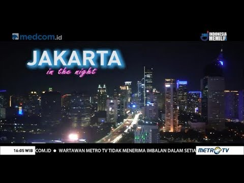 The Journey: Jakarta in the Night