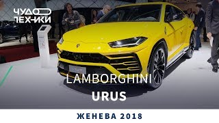 Самый Быстрый Внедорожник Lamborghini Urus