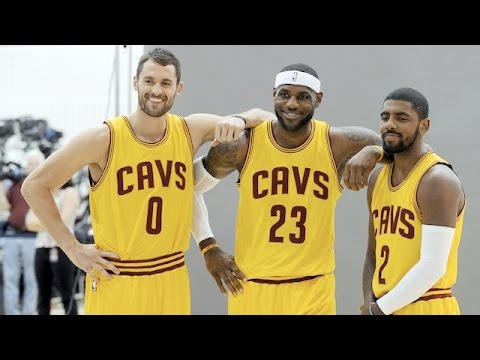 Cavaliers Roster