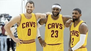 Cleveland cavaliers roster 2017