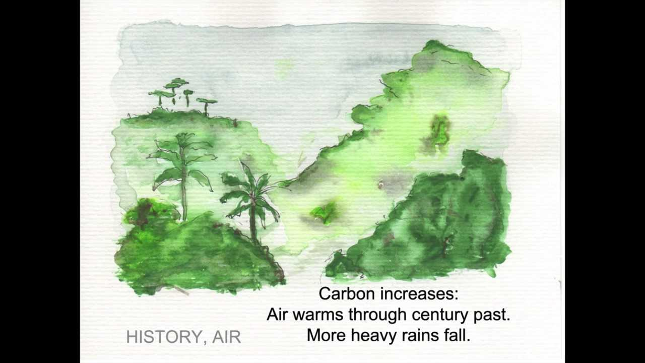 The Story Of Climate Change Told In 19 Heartbreaking Haiku