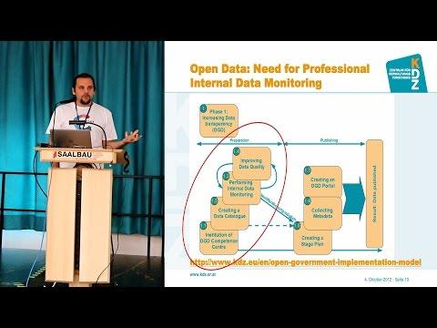 SMW & Open Data, the Vienna History Wiki and the OGD Cockpit - Bernhard Krabina KDZ