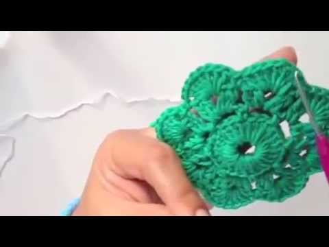 Maybelle Square A Crochet Parte2 Youtube