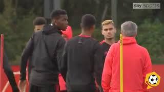 Jose Mourinho vs Paul Pogba: What was REALLY said (exclusive).