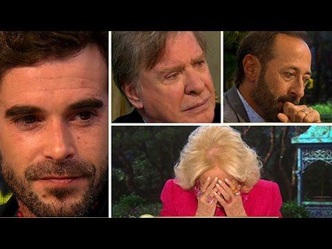 Nicolás Cabré hizo llorar de emoción a Mirtha Legrand con un relato muy íntimo