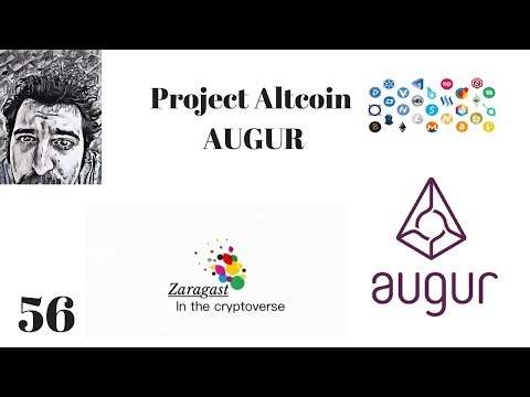 Project Altcoin. Augur