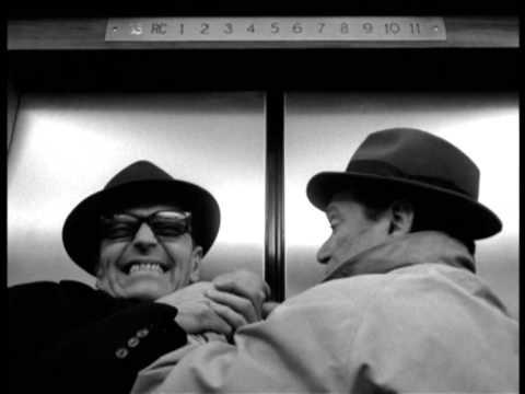 ALPHAVILLE de Jean-Luc Godard - Official trailer - 1965