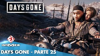 DAYS GONE NO EI GAMES - ENCONTRAMOS A SARAH! E AGORA?