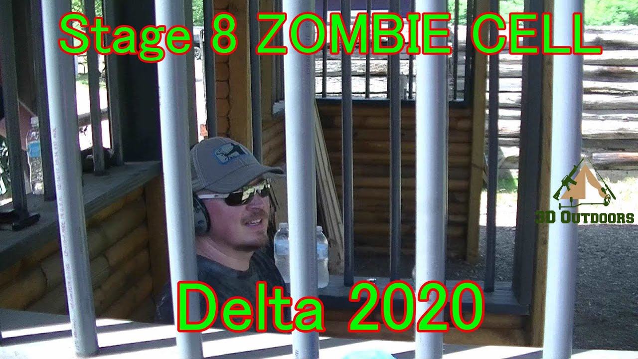 Zombie Cell Stage 8 Delta 2020