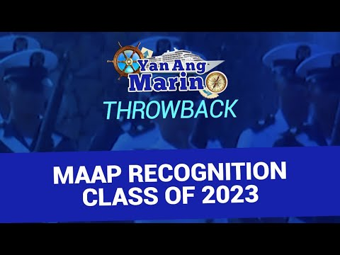 MAAP Recognition Class of 2023 | Yan Ang Marino