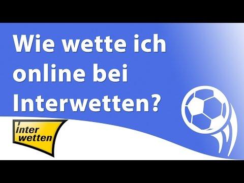 Wie wette ich online bei Interwetten? (Interwetten Sportwetten Erklärung) von YouTube · HD · Dauer:  3 Minuten 55 Sekunden  · 144 Aufrufe · hochgeladen am 12/01/2015 · hochgeladen von Sportwettenvergleich net