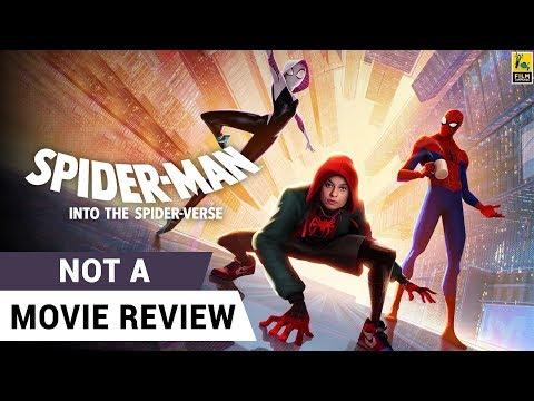 Spider-Man: Into the Spider-Verse | Not A Movie Review | Shameik Moore | Sucharita Tyagi