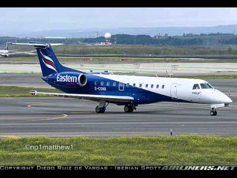 Eastern Airways Tribute