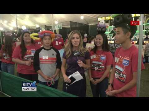 Iolani Fair's GREAT games - KITV Good Morning Hawaii