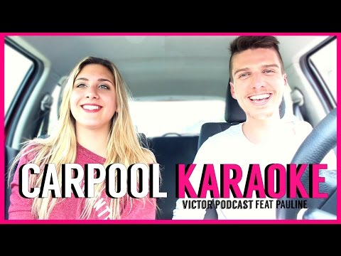 CARPOOL KARAOKE - Victor Podcast