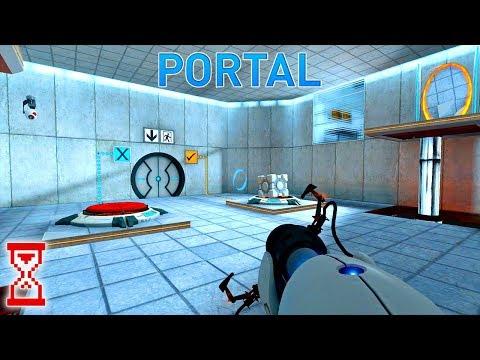 Старт прохождения Портала | Portal