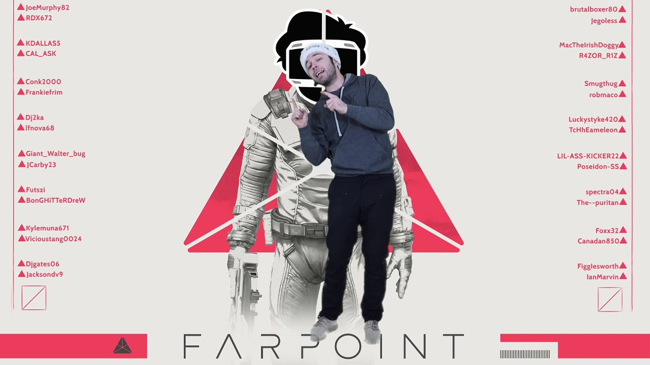 farpoint matchmaking