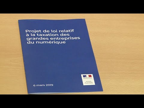 What is France's digital tax?