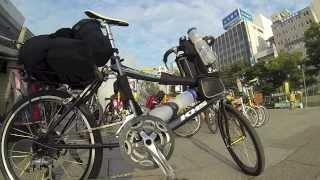 Small Wheel Bicycle Tour vol.01