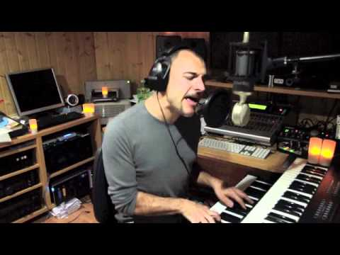 Kiss From A Roses (Unplugged Cover Piano & Voice Francesco Landi)